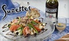 Suzette's Creperie - Wheaton: $20 for $40 Worth of French Fare and Wine at Suzette's Creperie