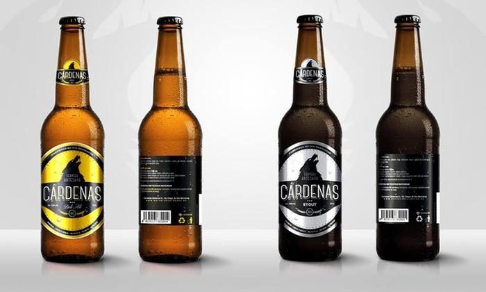 Visita f brica de cerveza y cata cervezas c rdenas groupon - Empresas en dos hermanas ...