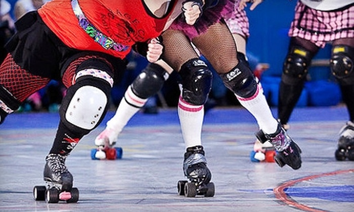 Rage City Rollergirls - Anchorage: Two Tickets to See the Rage City Rollergirls at Dena'ina Center on Saturday, May 14 at 7 p.m.