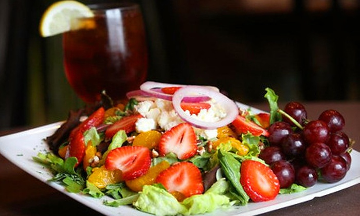 Grapevine Café - Green Bay: $15 for $30 Worth of Upscale American Fare and Drinks at Grapevine Café