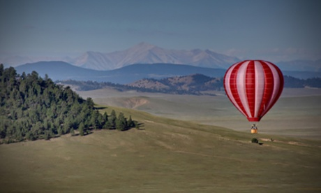 Hot Air Balloon Ride for One or Two People from Rocky Mountain Balloon Rides (Up to 33% Off) 735f0d25-8a38-4251-93b1-bae92845674e