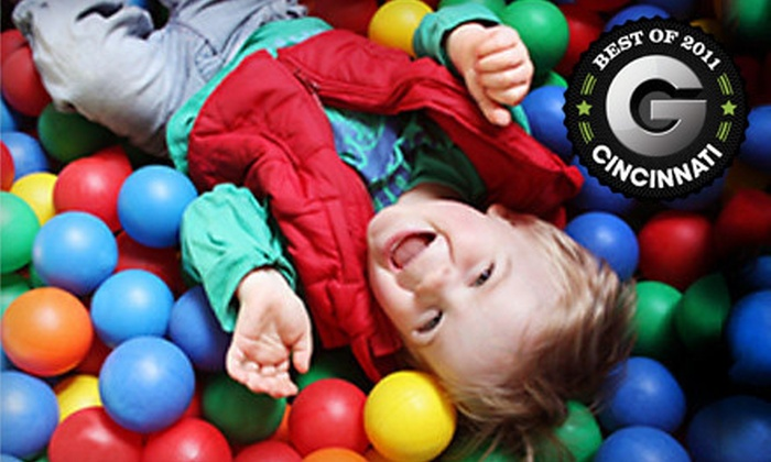 Totter's Otterville - Covington: $14 for Four Children's Visits to Totter's Otterville in Covington (Up to $31.80 Value)