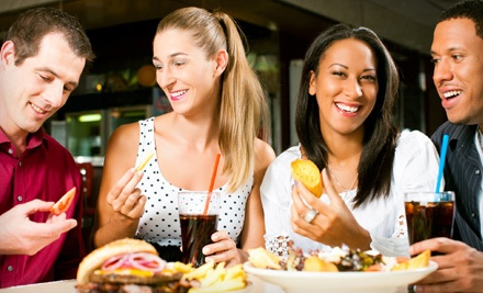 $20 Groupon to Hurricane Allie's Bar and Grill  - Hurricane Allie's Bar and Grill  in Merriam