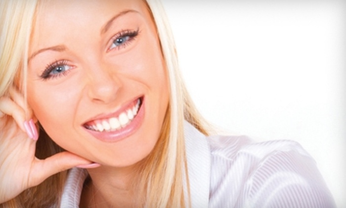 Invisalign - Multiple Locations: $49 for an Initial Invisalign Exam and X-rays ($325 Value), Plus $1,000 Off Total Invisalign Treatment Cost. Nine Locations Available.