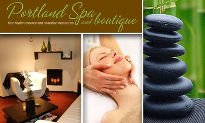 Portland Spa and Boutique - Downtown: $125 for $250 Worth of Laser and Rejuvenating Services at Portland Spa and Boutique Medi-Spa