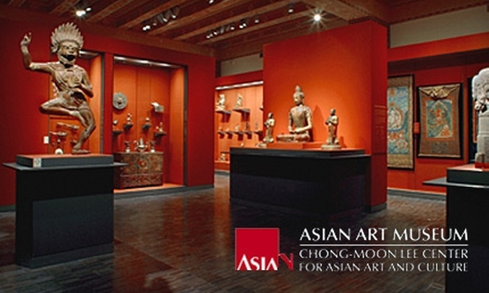 Asian Art Museum of San Francisco - Fort Mason: $92 for One Admission to the Preview Opening Gala of the Arts of Pacific Asia Show on February 3 ($185 Value)