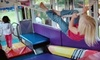 The Busy Bus - Roseville: $269 for a Two-Hour Video Game or Tumble Bus Party from The Busy Bus ($555 Value)