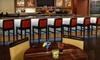 DoubleTree by Hilton Portland - Lloyd District: $12 for $25 Worth of Upscale, Seasonal American Fare at Gather Food & Drink in the DoubleTree by Hilton Hotel Portland