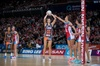 NSW Swifts and GIANTS Netball