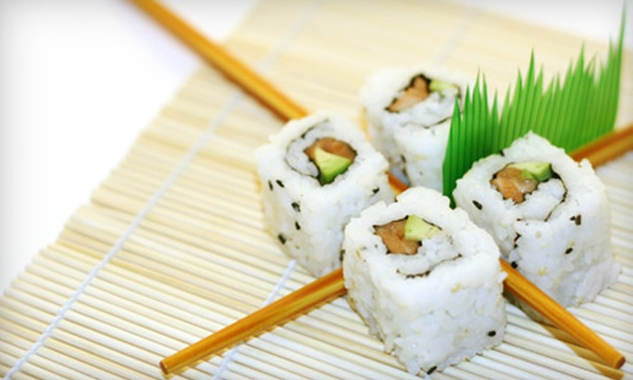 Fu of Kyoto - Simpsonville: Authentic Japanese Fare for Dinner or Lunch at Fu of Kyoto in Simpsonville