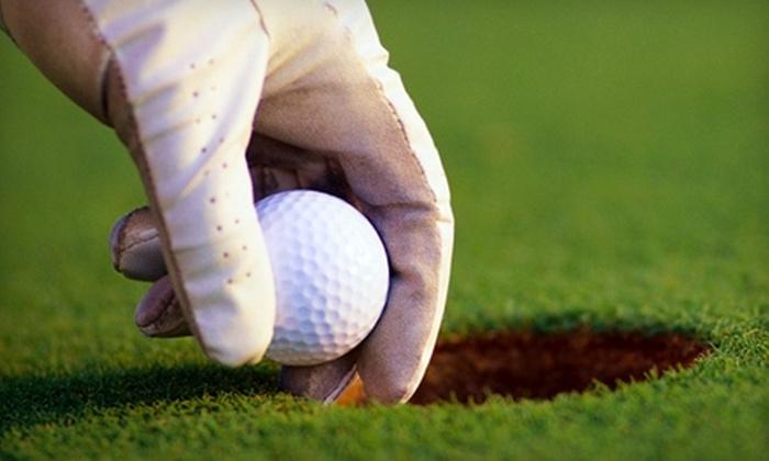 Sugar Creek Golf Course - High Ridge: $69 for an Unlimited 2011 Membership Plus Three Lessons at Sugar Creek Golf Course in High Ridge (Up to $1,500 Value)