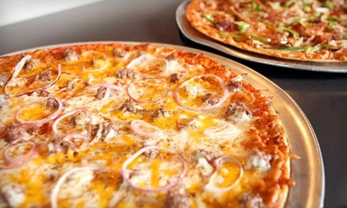 Cecil Whittaker's Pizzeria - Multiple Locations: $12 for $25 Worth of Pizza and Drinks at Cecil Whittaker's Pizzeria