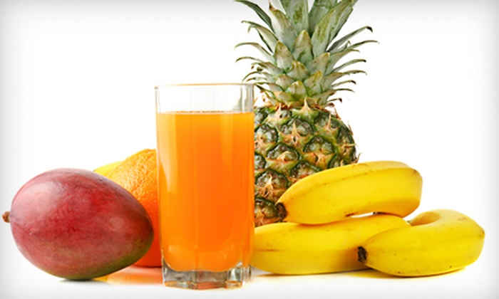 Neurological Rehab Center - Mesa: Three-Day Juice-Cleanse Detox With or Without Massage from Neurological Rehabilitation Center in Mesa (60% Off)