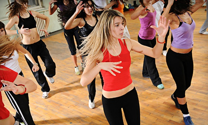M Dance & Fitness - Multiple Locations: $32 for Five Zumba Classes at M Dance & Fitness ($65 Value)