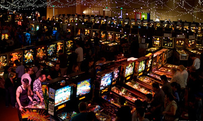 Pacific Pinball Museum Pre-Expo Gala - San Rafael: $45 for One Admission to the Pacific Pinball Museum Pre-Expo Gala at Marin County Civic Center in San Rafael on September 22 ($100 Value)