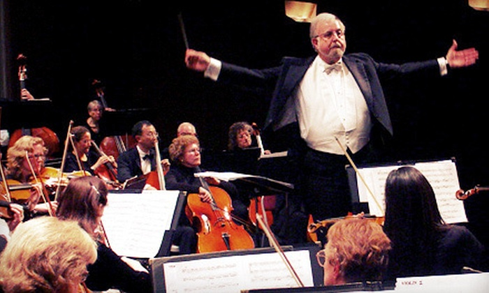 Peninsula Symphony - Multiple Locations: Concert Outing for One or Two to See Peninsula Symphony (Up to 55% Off)