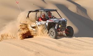 MR Xtreme Thrill Rides: 30-Minute ATV Thrill Ride for Two ($75) or Three People ($115) at Mr Xtreme Thrill Rides, Lancelin (Up to $180 Value)
