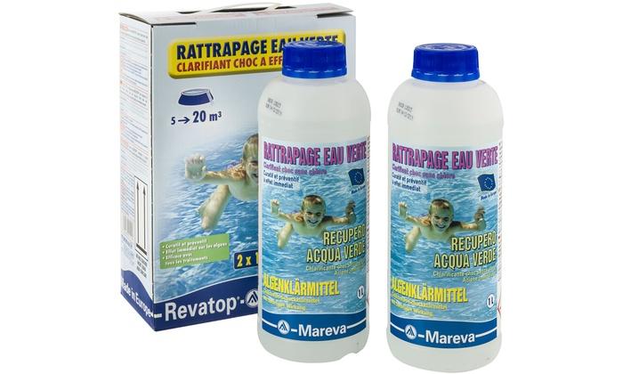 Rattrapage d'eau de piscine | Groupon Shopping