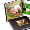 Album photo en cuir de 20, 40 ou 60 pages
