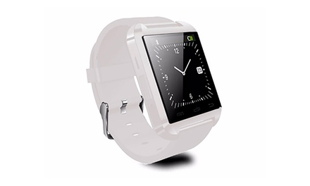 Smartwatch con pantalla TFT 1.48'' Bluetooth y función manos libres por 14,99 € (84% de descuento)