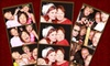 GB Photo Box: Two- or Four-Hour Photo-Booth Rental with Unlimited Photo Sessions and One Print Per Session from GB Photo Box (Up to 56% Off)