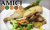 Amici - Springfield: $20 for $40 Worth of Italian Cuisine at Amici