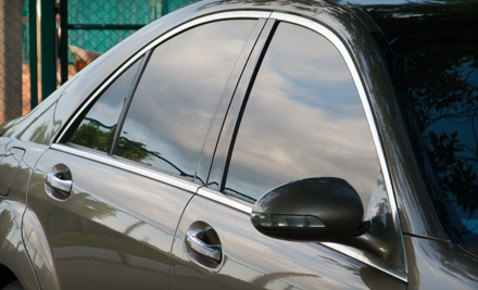 Standard Tinting for the Rear Five Windows (a $299 value) - Elite Image in San Diego