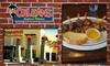Orleans Seafood Kitchen - Houston: $15 for $30 Worth of Authentic Cajun Cuisine at Orleans Seafood Kitchen