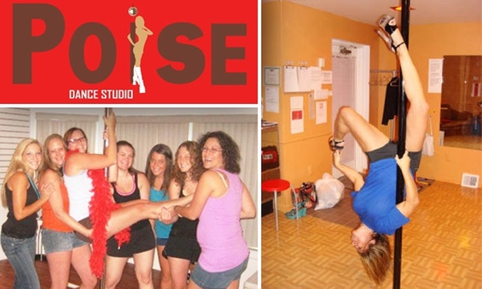 Poise Dance Studio - Queen Village/ Pennsport: $20 for Your Choice of Two Dance Classes at Poise Studio