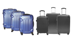 Valises ABS 4 roues Trolley ADC