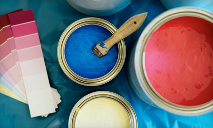 Shipp's Painting - Indianapolis: Interior Painting for One or Two Rooms from Shipp's Painting (Up to 69% Off)