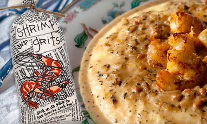 Gullah Gourmet - Charleston: $25 for $50 Worth of Gourmet Lowcountry Fare from Gullah Gourmet