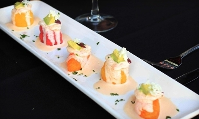 Lola's Peruvian Restaurant - City Center: $10 for $20 Worth (or $25 Worth at Wine Bar) of Peruvian Fare and Drinks at Lola's Peruvian Restaurant in Glendale