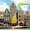 Amsterdam: pokój twin lub triple ze śniadaniem