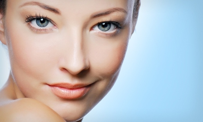 The Skinmedispa - Northfield: $90 for Medical Microdermabrasion with Age-Management DermaPeel at The Skinmedispa by Dr. Anthony Geroulis in Northfield
