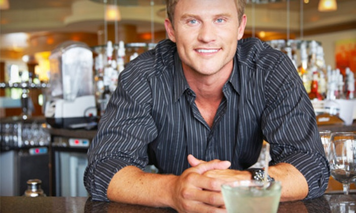 Riverside Bartending School - Riverside: Training Day or Full Bartender Certification at Riverside Bartending School