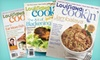 """Louisiana Cookin': $20 for a One-Year Subscription to """"Louisiana Cookin'"""" Magazine and One Recipe Collection on CD ($40 Value)"""