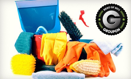 One 2-Hour Housecleaning Session With a Team of Three Cleaners (a $174 value) - Maid Perfect in