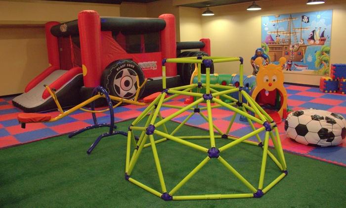 Playdate4kids - Pittsburgh: Five Indoor-Playground Visit at Playdate 4 Kids (22% Off)