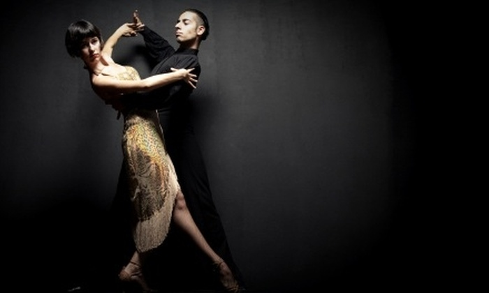 Care To Dance? - Delano: $40 for a One-Hour Private Dance Lesson Plus One Month of Group Classes for Single or Couple at Care to Dance?