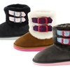 Girls' Cozy Boots