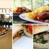 Half-Off Breakfast and Lunch at Mike and Patty's
