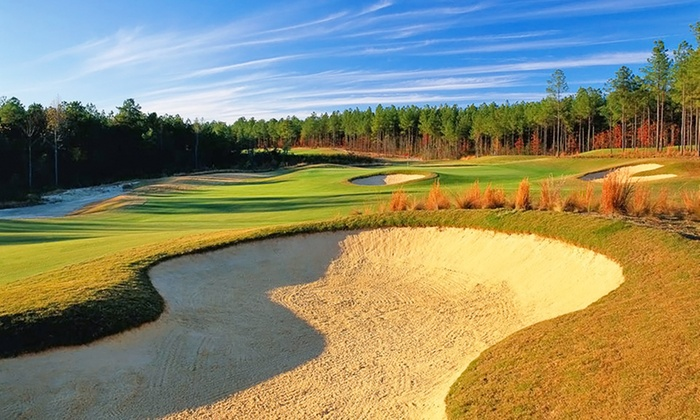 Anderson Creek Golf Club - Anderson Creek: Round of Golf with a Cart Rental and Range Balls for Two or Four at Anderson Creek Golf Club (Up to 56% Off)