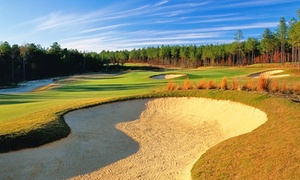 Anderson Creek Golf Club: Round of Golf with a Cart Rental and Range Balls for Two or Four at Anderson Creek Golf Club (Up to 56% Off)