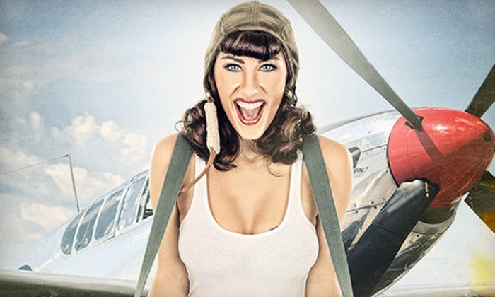 Portland Pin-Ups - Concordia: $99 for a Vintage Pinup Photo Session at Portland Pin-Ups ($400 Value)