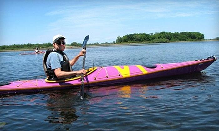 Camillus Kayak Shop - Camillus: $25 for $50 Toward Kayak or Stand-Up Paddleboard Rentals at Camillus Kayak Shop