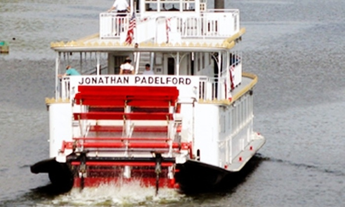 Padelford Riverboats - Riverview: $16 for Two Sightseeing Tickets at Padelford Riverboats (up to a $33.60 Value)