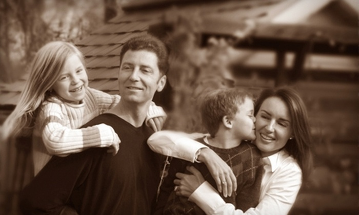 Nerses Photo Studio - St. Catharines: $35 for Child Portrait Session ($121.50 Value) or $45 for Family Portrait ($131.50 Value) Plus Prints at Nerses Photo Studio