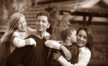 Nerses Photo Studio: Child Portrait Session Plus 1 8