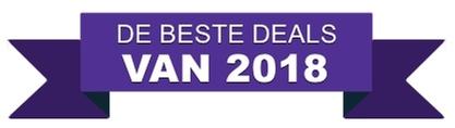 Deze deal behoort tot de selecte club van beste Groupon-deals van 2018!